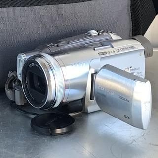 格安で!パナソニック ビデオカメラ◇デジタル◇NV-GS250