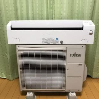 ㊗️梅雨明け特価‼️2014年❗️6畳用❗️取付込❗️FUJIT...