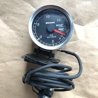 Pivot x2 ブースト 水温計