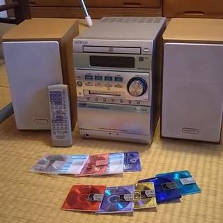 【今だけ0円】MDコンポ CD カセット KENWOOD ケンウ...