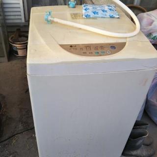無料 洗濯機、ブラウン管テレビ