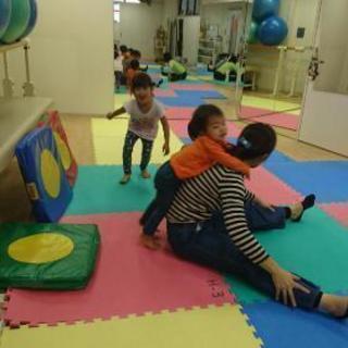 親子にこだわっています!  湘南キッズダンススタジオ