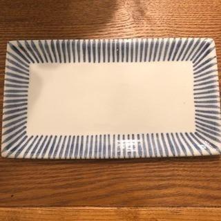 角平皿(砥部焼・梅野製陶所)