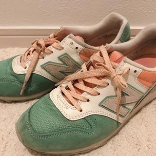 値下げ👟ニューバランス靴👟
