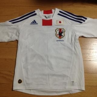サッカー 日本代表サブユニフォーム ジュニアサイズ