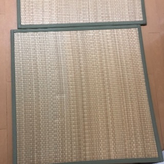 置き畳 半畳 82x82cmx厚み15mm 9枚
