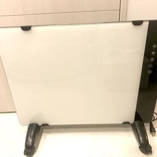 【美品】パネルヒーター DPH-1201 健康的でクリーンな暖房器具