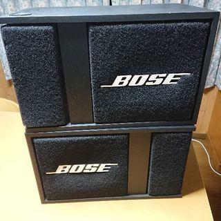 オーディオスピーカー ペア BOSE 301MM(初代30…