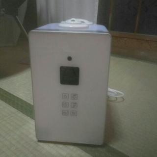 1/31まで★AL COLLE ハイブリッド加湿器 ASH-601...