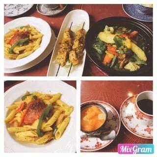 第4回⭐️異国料理の会