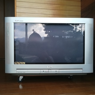 【テレビ】SANYO フラットワイドテレビ 28インチ(ジ…