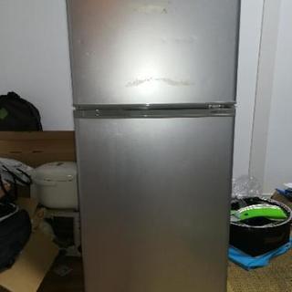 一人暮らし用冷蔵庫112L