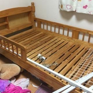 二段ベッドお譲りします。