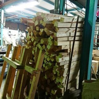 未使用 高級木材 桧 ヒノキ 角材 格安にてお譲りします! 木材...
