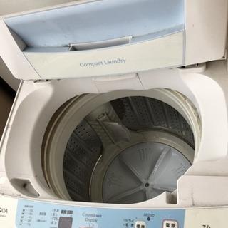 お取引中*AQUA 2014年製 7kg 洗濯機