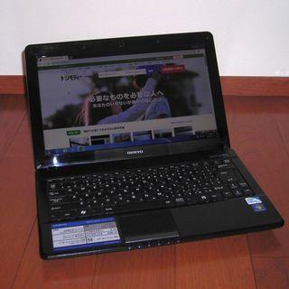 ONKYOモバイルノート M513A3