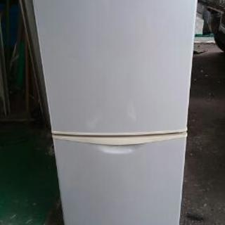 ナショナル2004年製2ドア冷蔵庫...