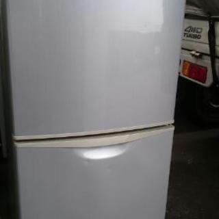 ナショナル2004年製品2ドア冷蔵...
