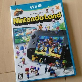 Wii Uソフト Nintendoland