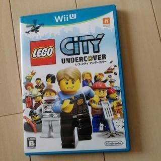 Wii Uソフト レゴシティ