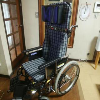中古・高級車椅子・美品カワムラサイクルKX22-42N1