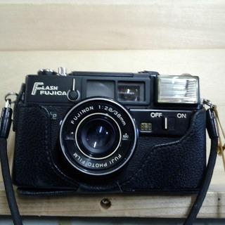 FUJICAレンジファインダーカメラ