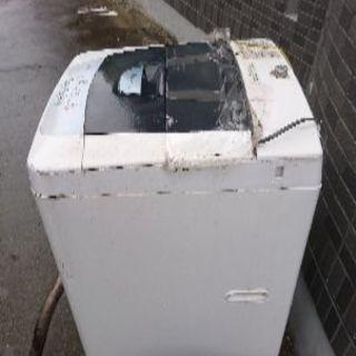 洗濯機5.0キロ LG製品