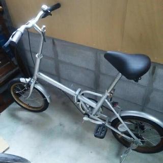 折り畳み自転車 ジャンク
