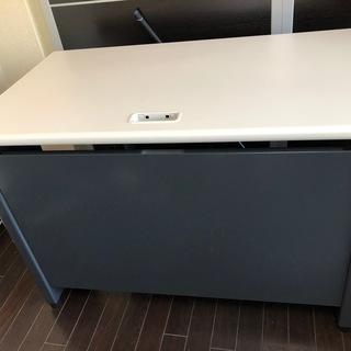 オフィスデスク パソコンデスク 幅1000×奥行600×高さ700mm
