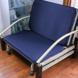 折りたたみ ソファーベット シングル 一人用 椅子