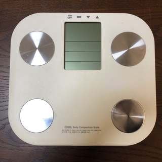 ★OHM オーム電機 体重体組成計 体重計/体脂肪率計/BMI指数...