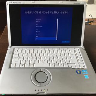 レッツノート CF-B10 Core i5/6GB/250GB/...
