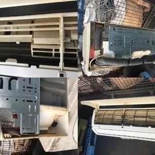 ダイキン ルームエアコン 2.2kw 6畳用 保障有 - 家電