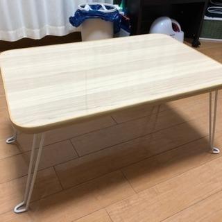 【お取引中】ローテーブル