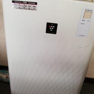 空気清浄機  プラズマクラスター7000 2台