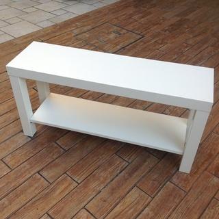 交渉中 【IKEA】テレビ台 (新古品)