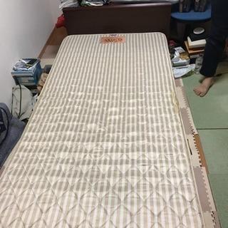 【中古】シングルベッド差し上げます