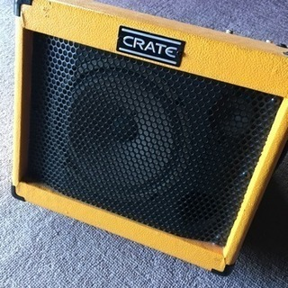 CRATE  バッテリー内蔵スピーカー