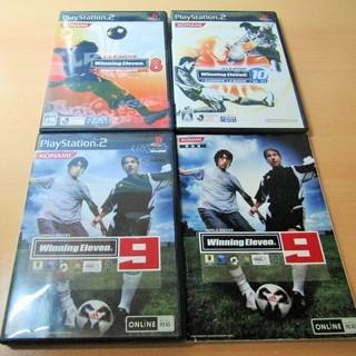 ☆PS2/Jリーグ ウイニングイレブン8・10+欧州リーグ06-...