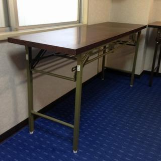 会議用テーブル 折りたたみ式 売ります