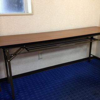 会議用テーブル 折りたたみ式テーブル