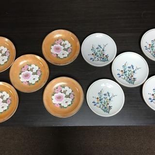 【高級食器】✨金箔入り食器✨和皿10枚セット