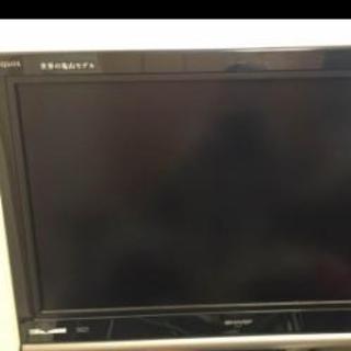 AQUOS 32型テレビ 2007年製