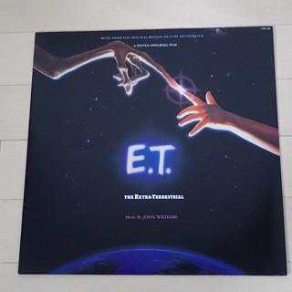 E.T. / オリジナル・サントラ盤 デジタル録音 日本盤LP ...