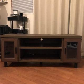 ブラウンテレビボード