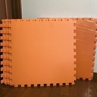 【未使用】ジョイントマット 60×60cm 10枚セット