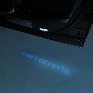 新品3Dシャドウライト カロッツェリア