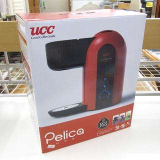 未使用 UCC カプセル抽出コーヒーメーカー 「ペリカ」 エコポッ...