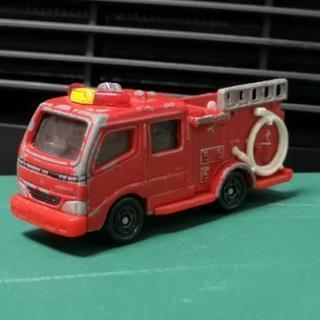 No.41-5 モリタ CD-I型 ポンプ消防車