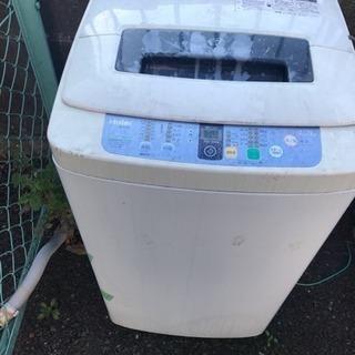 洗濯機(無料、修理必要)